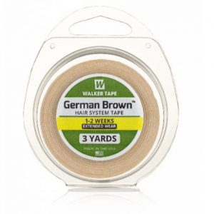 walker tape german brown