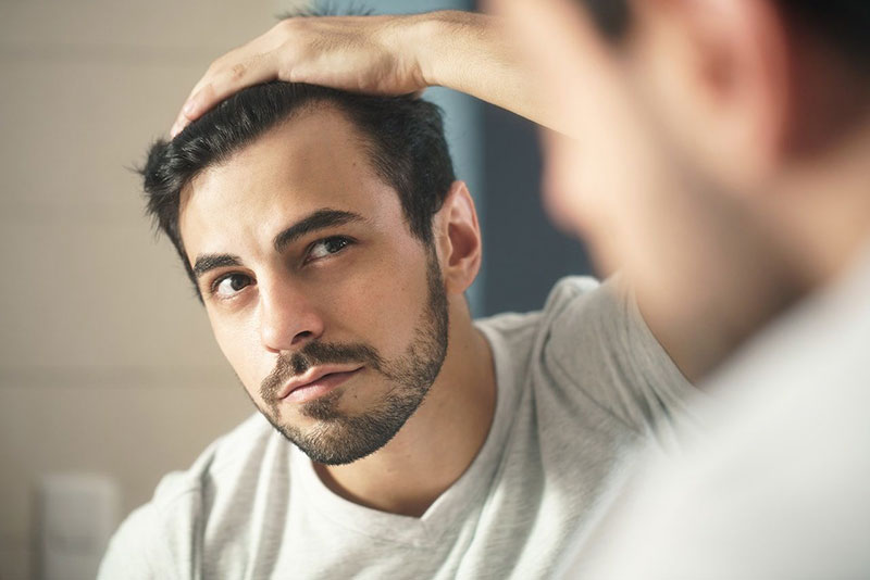 men's hair problems and solutions